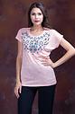 Тениска с етно мотиви