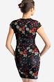 Флорална рокля