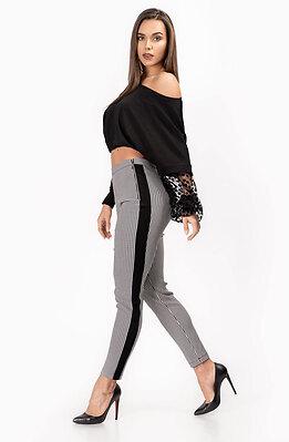 Стилен панталон тип клин пипи