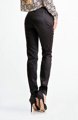 Памучен панталон с нервюри