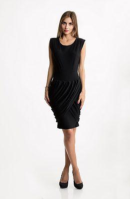 Елегантна рокля без ръкави I