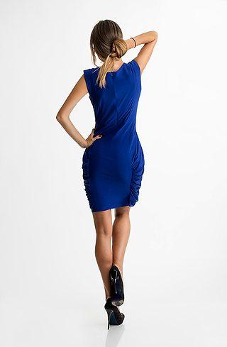 Елегантна рокля без ръкави