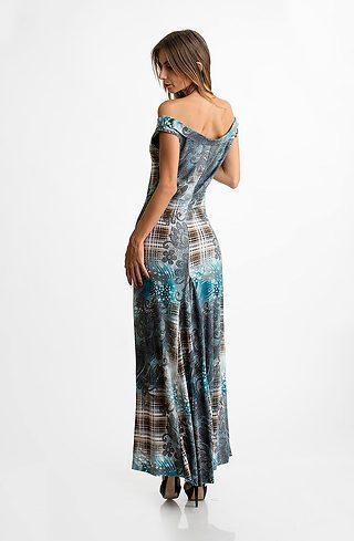 Дълга рокля от трико II