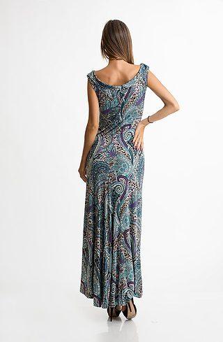 Дълга рокля от трико III