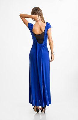 Елегантна дълга рокля