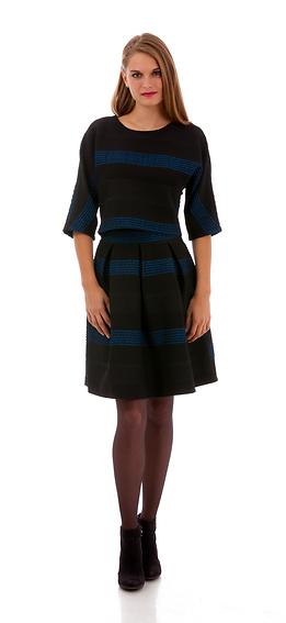Комплект от пола и блуза