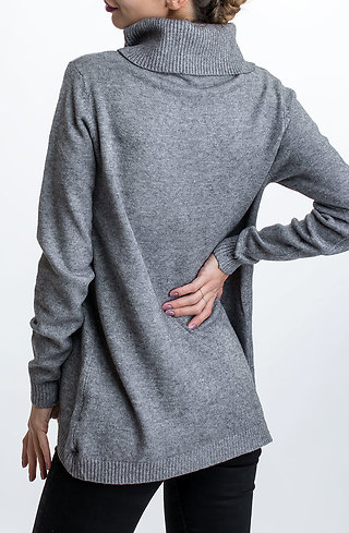 Блуза с поло яка I