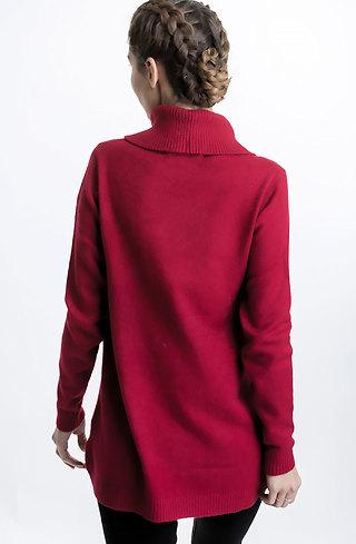Блуза с поло яка III