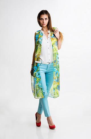 Комплект от панталон и риза