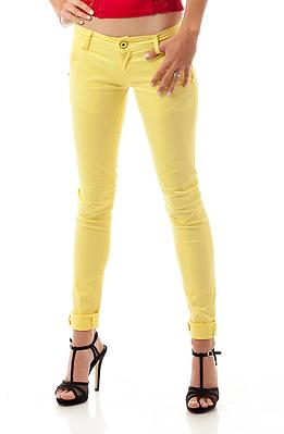 Жълт панталон
