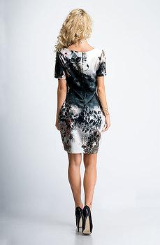 Стилна рокля в свободен силует I