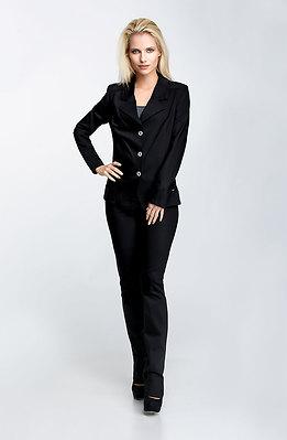 Стилен костюм от сако и панталон