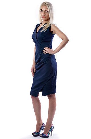 Елегантна бизнес рокля