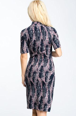 Топла рокля от кашмир I