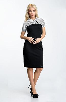Стилна бизнес рокля