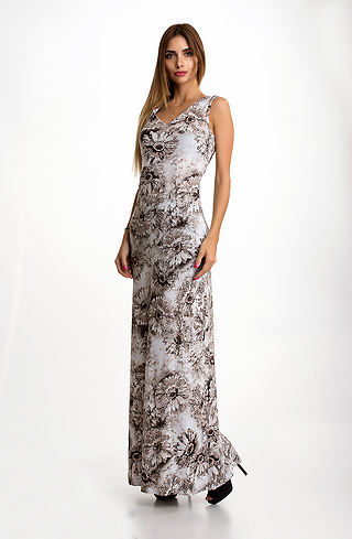 Елегантна дълга рокля II