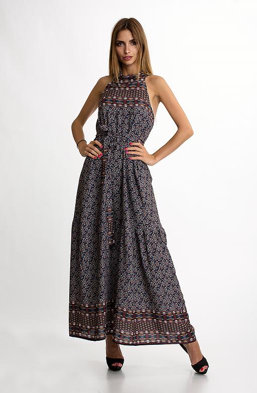 Дълга лятна рокля I
