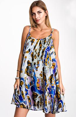 Къса ефирна рокля I