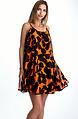 Къса ефирна рокля