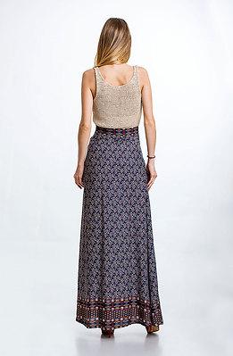 Дълга памучна пола