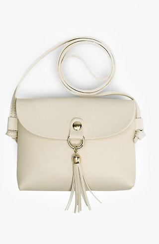 Дамска чанта Трио в бежово