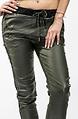 Панталон от промазка с намачкан ефект