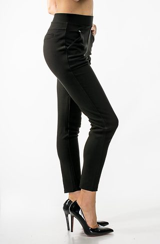 Дамски панталон тип клин Макси