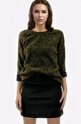 Блузка плетиво