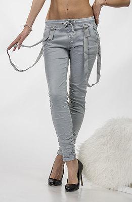 Спортен панталон в сиво