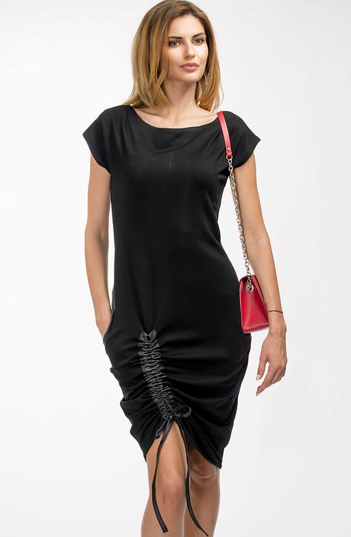 Спортно-елегантна рокля с набор
