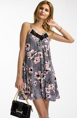 Феерична къса рокля