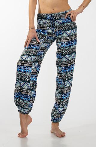 Летен панталон стил Аладин