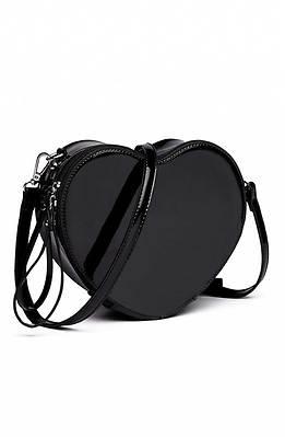 Малка лачена дамска чанта