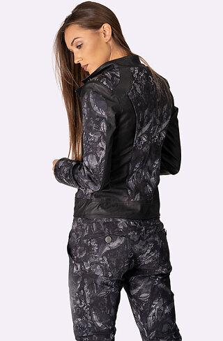 Спортен комплект от яке и панталон